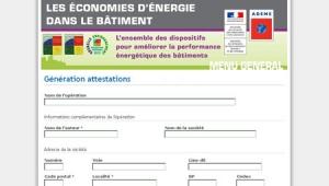 Attestation RT 2012 Bouches du Rhône | Maison individuelle ou bâtiment