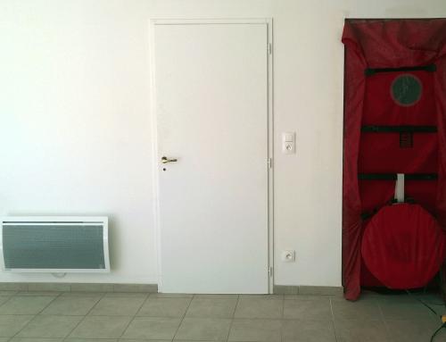 Test d'étanchéité à l'air logement collectif Marseille (13)